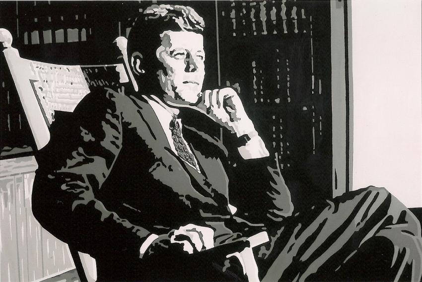 John F. Kennedy par @do